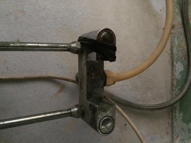 海尔电热水器器小海象混水阀