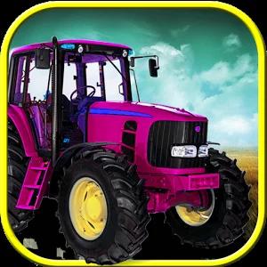 儿童重型牵引车农业玩具