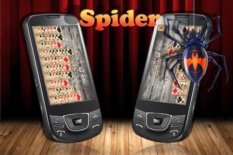 经典蜘蛛纸牌手机版