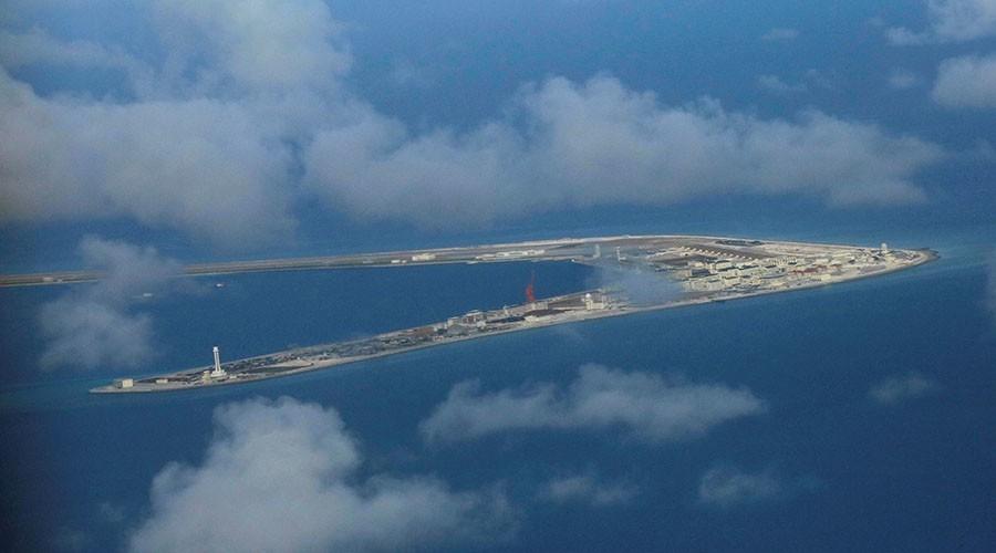 南沙岛礁最新实拍高清照:展示大自然的鬼斧神工 - 一统江山 - 一统江山的博客