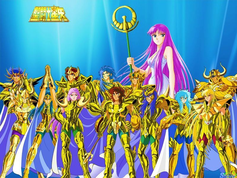 黄金圣斗士-日本漫画