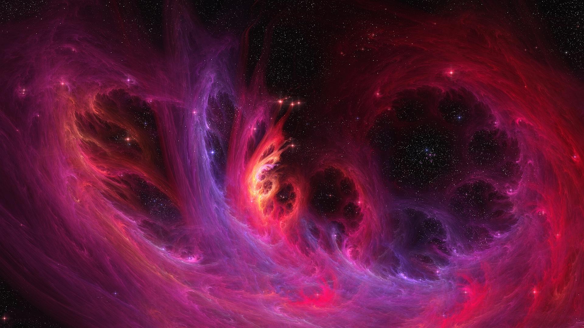背景 壁纸 皮肤 星空 宇宙 桌面 1920_1080图片
