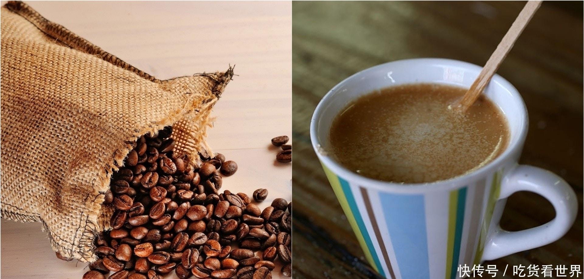 即溶咖啡冷知识:咖啡粉变颗粒易溶解?粉团沙粒状则更具风味?