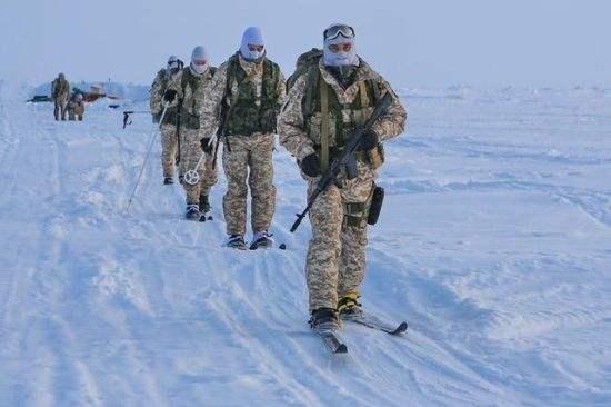 中俄联手把美军挤出北极:开放十座秘密基地 - 一统江山 - 一统江山的博客