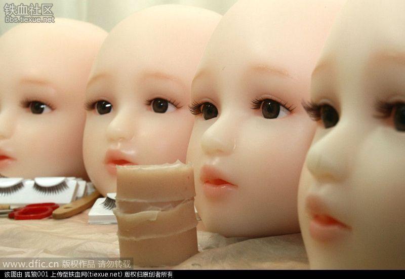 探访日本充气娃娃v报社Orientindustry号报社公众情趣图片