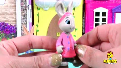 趣味玩具角色介绍,看看比得兔里都发生了什么故事