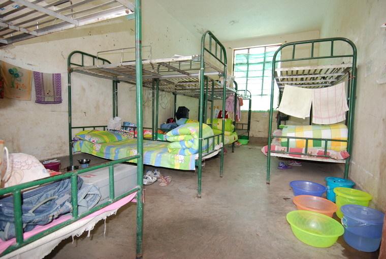 (图)学生宿舍
