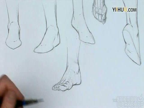 手绘 铅笔画教程_第9页