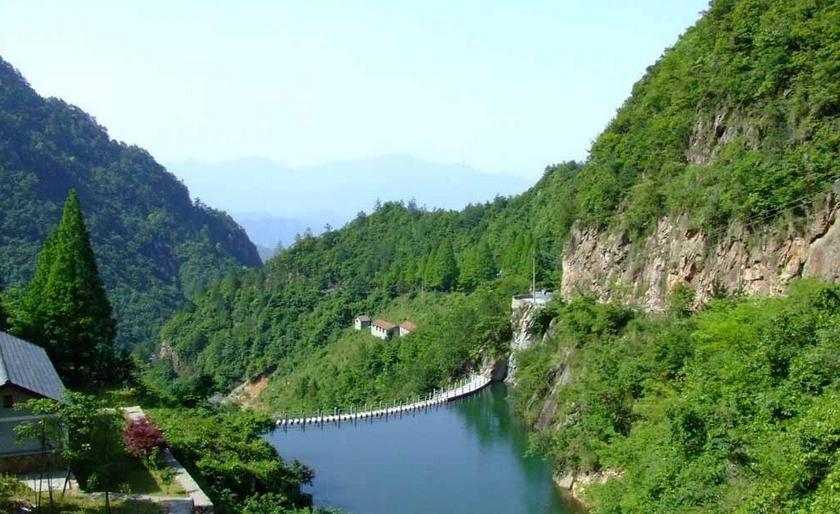 大明山风景区-360百科