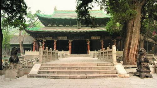 山西省古建筑保护研究所