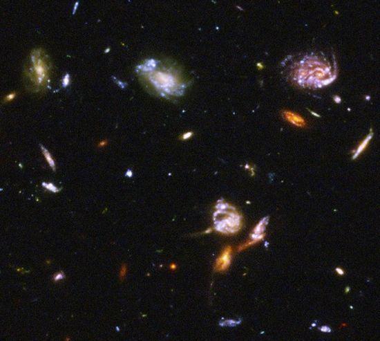 宇宙空间有多大