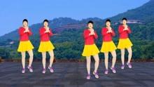 广场舞《千错万错爱你没有错》歌好听, 舞好看,32步一学就会
