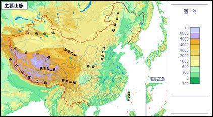 想知道:全国 太行山地图高清全图 在哪?_好搜问答