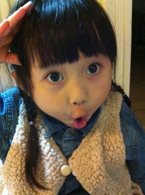 最萌的小孩头像?