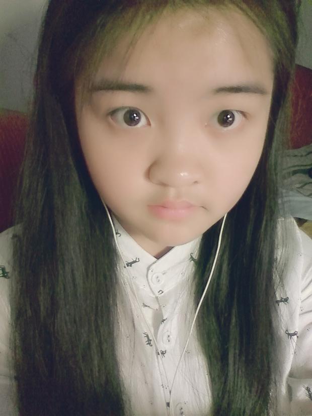 这种圆脸适合空气刘海吗?