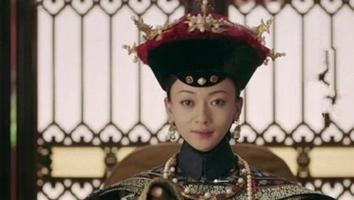 延禧攻略:令妃死前透露一个大秘密,让乾隆立她的儿子为皇帝!