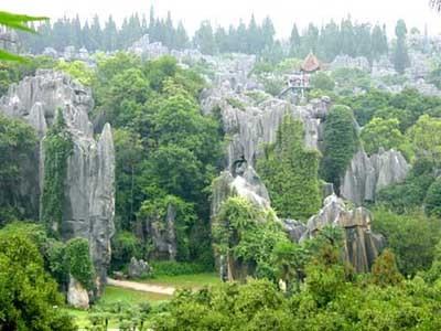 风景区内主要旅游景点:石林位于昆明市东,是世界罕风的风景名胜,是