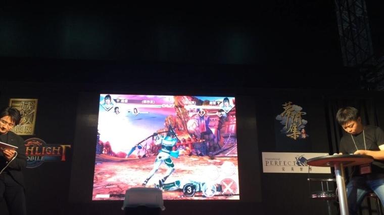 TGS 2016:《真三国无双激斗版》试玩视频 值得一试!