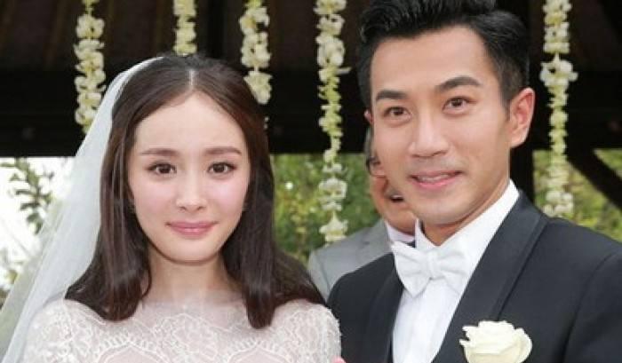 宣布与杨幂离婚后,刘恺威终于带女儿现身,小糯米笑得好甜!