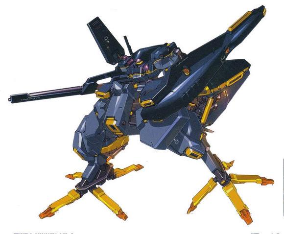 RX-107TR-4·丹迪莱恩