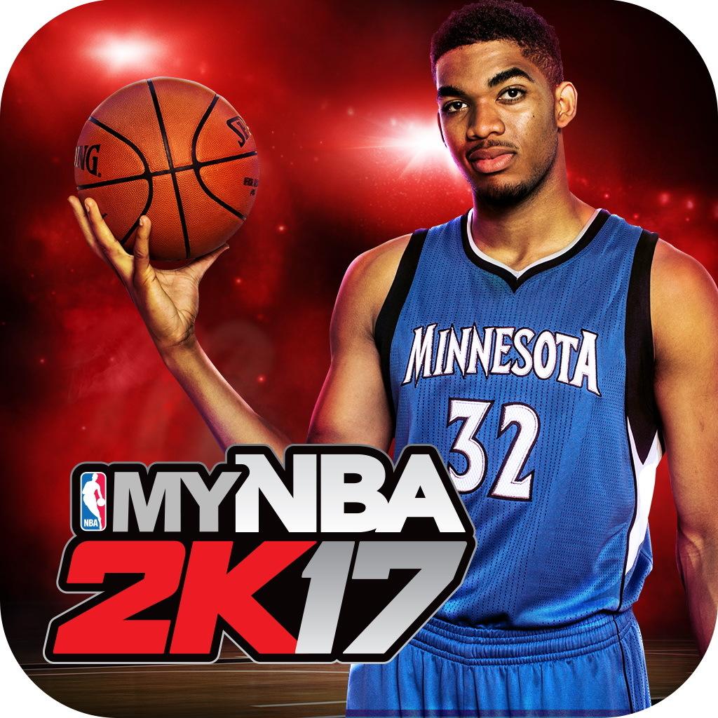 MyNBA2K17移动版封面人物