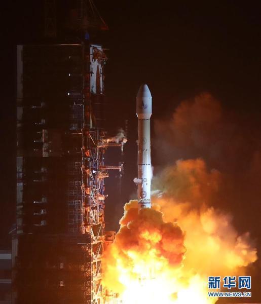 中国成功发射风云四号气象卫星 设计寿命7年 - 周公乐 - xinhua8848 的博客