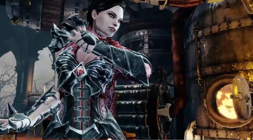 《杀手本能》新角色女吸血鬼