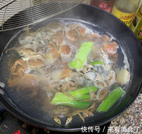 好吃的美味的香辣蟹的做法