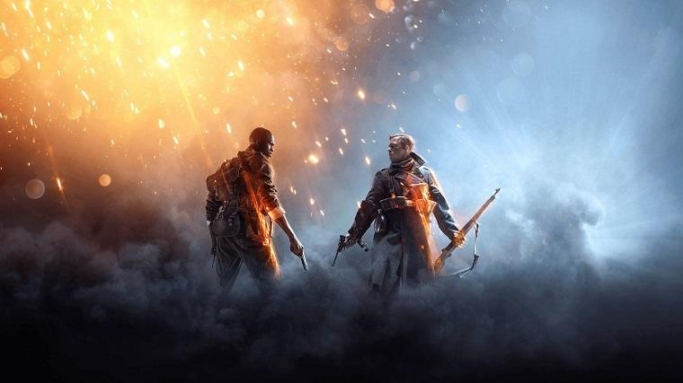 《战地1》游戏宣传图