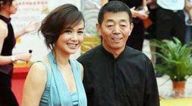 60岁顾长卫和48岁蒋雯丽近照曝光,经历种种后两人貌合神!
