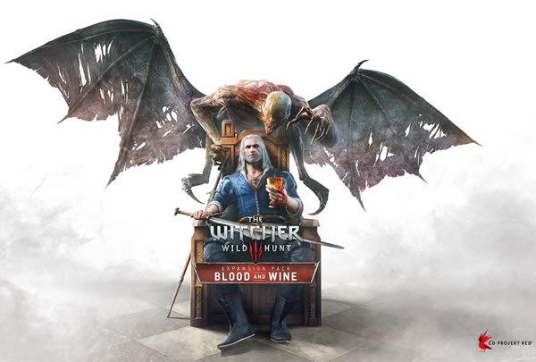 巫师3DLC血与酒5月30日发售