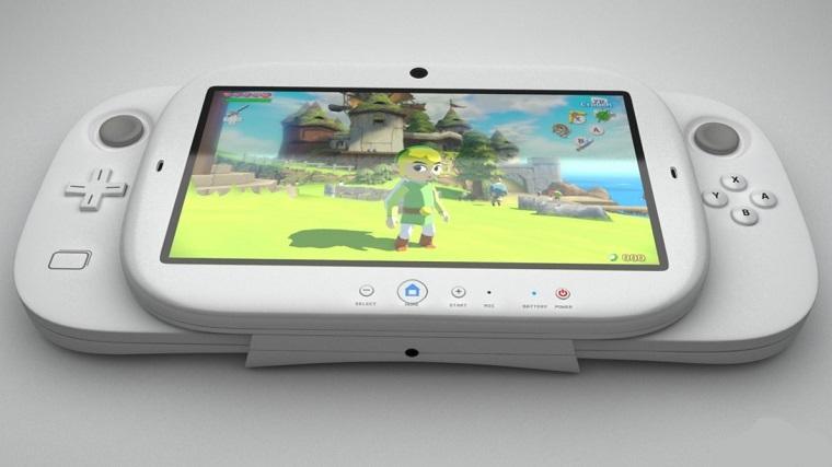 粉丝制作的任天堂NX真机渲染图