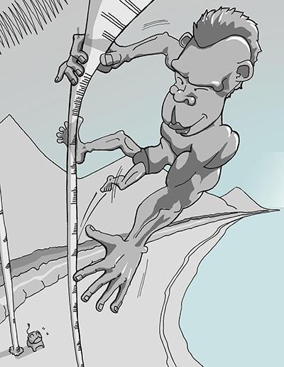 森林王子 简笔画分享展示
