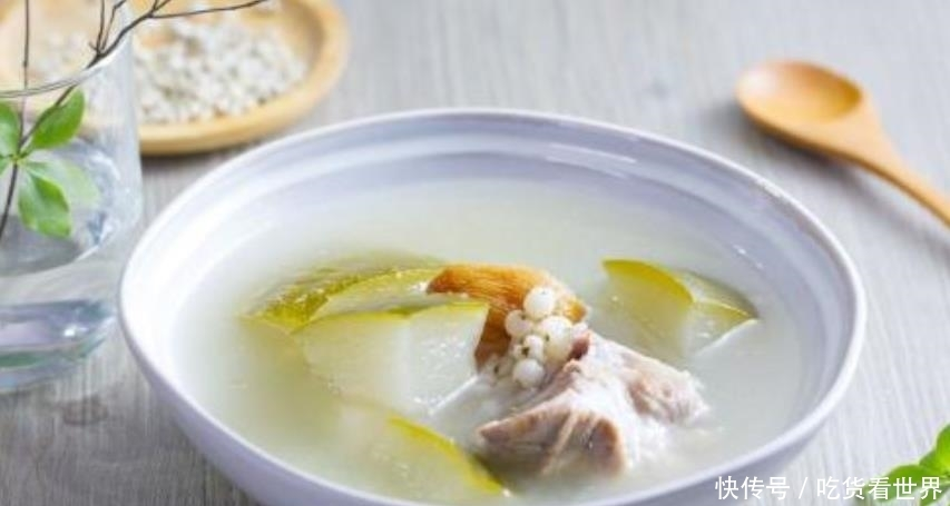 三伏天湿气重,女人多喝这碗汤,清热祛湿,好喝又滋补身体