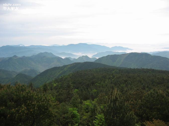 大盘山自然保护区_360百科