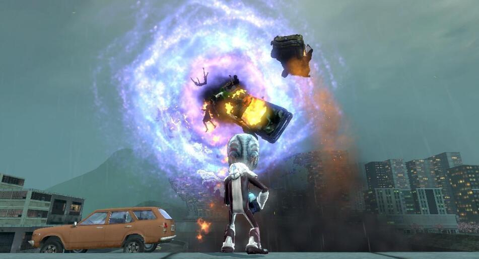 经典PS2游戏《毁灭全人类》或将登陆PS4