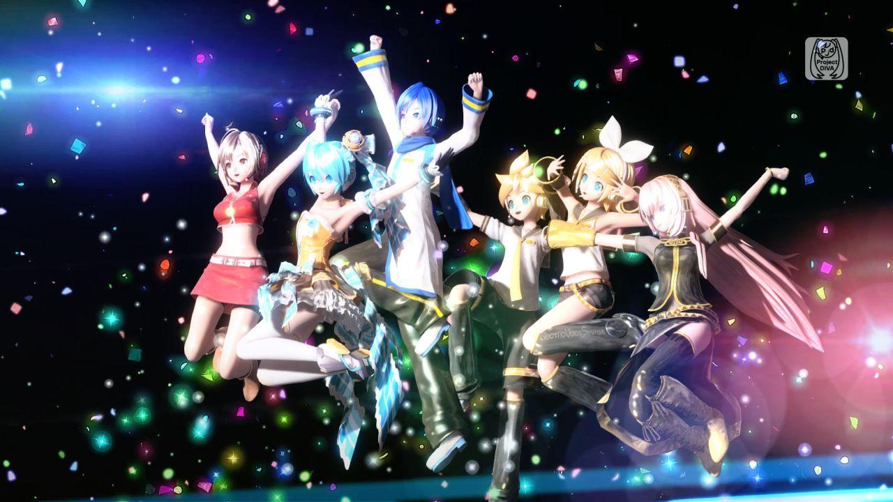 初音未来歌姬计划FT现已上架PS4 超多曲目收纳其中