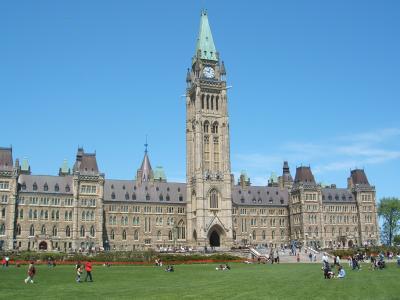 加拿大首都