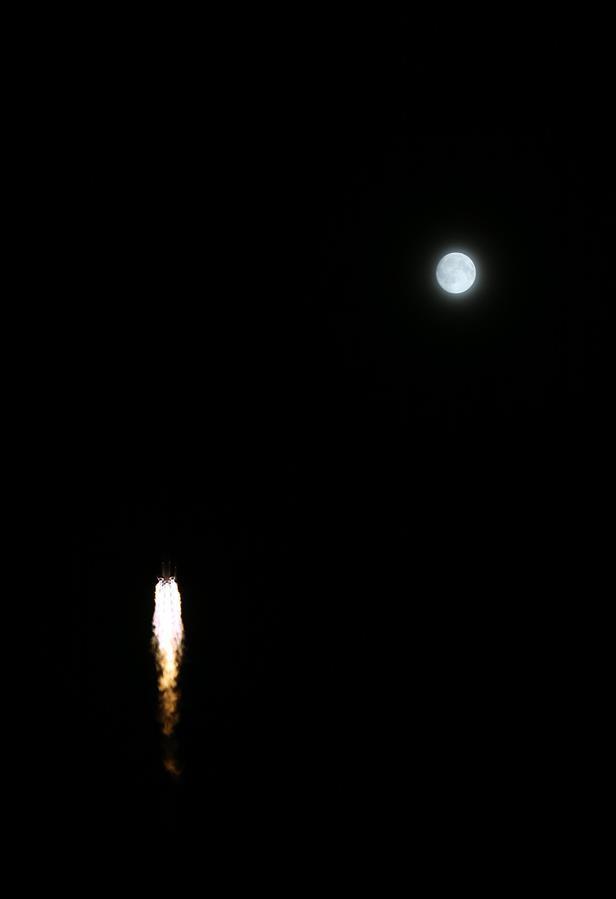 中国天宫二号发射成功 看震撼瞬间! - 黑洞 - Ale的网络工作室