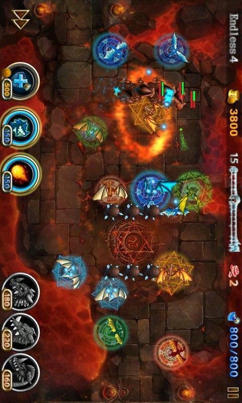 龙域守卫神殿截图4